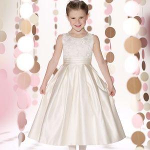 FLASH! Joan Calabrese Flower Girl Dress 213307